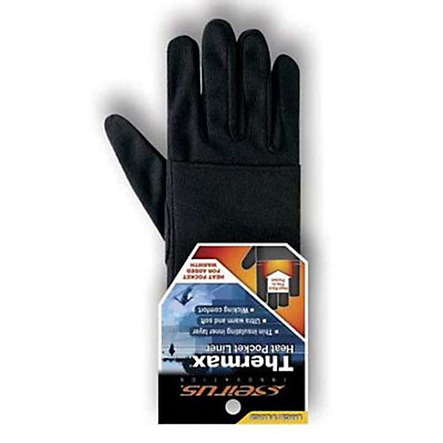 Seirus Thermax Heat Pocket Unisex Glove Liners, , large