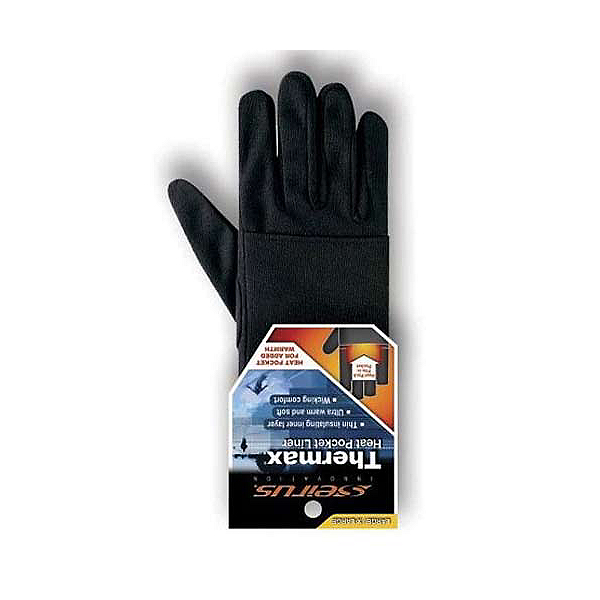 Seirus Thermax Heat Pocket Unisex Glove Liners, , 600