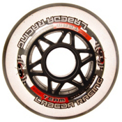 Labeda Team Inline Skate Wheels - 10 Pack, 82A, medium