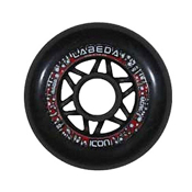 Labeda Icon Medium Inline Skate Wheels - 10 Pack, , medium