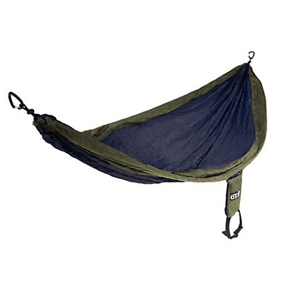 ENO Single Nest Hammock, Powder Blue-Blue, viewer