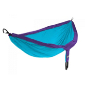 ENO Double Nest Hammock 2016, Purple-Teal, medium