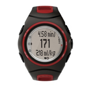 Suunto T6C Digital Sports Watch, Black-Red, medium