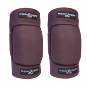 Triple 8 Undercover Knee Pad, Black, medium