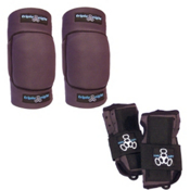 Triple 8 Undercover 2 Pad Pack, , medium