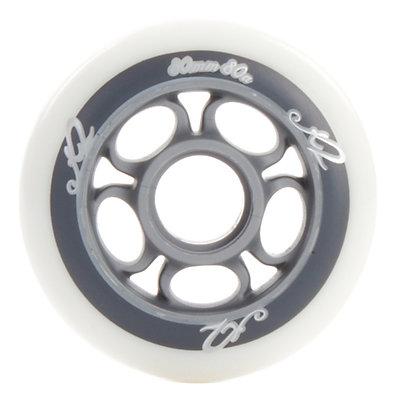 K2 80mm Wheel 4 Pack Inline Skate Wheels, , large