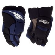 Mission BSX Roller Hockey Gloves - Junior 2009