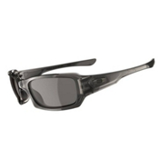 Oakley Fives Squared Sunglasses, Grey Smoke, medium