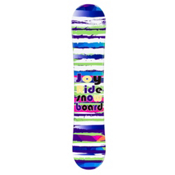 JoyRide Stripes Purple Rocker Girls Snowboard, , medium