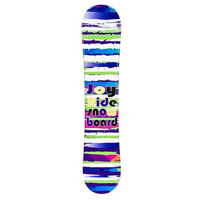 JoyRide Stripes Purple Rocker Girls Snowboard, , viewer
