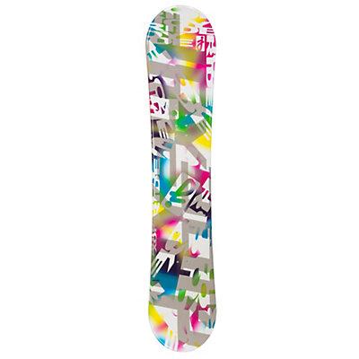 JoyRide Scramble White Girls Snowboard, , viewer