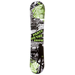 SLQ Awesome Green Boys Snowboard, , 256