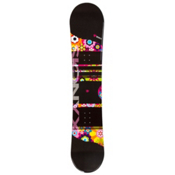 Sionyx Flower Girl Black Girls Snowboard, , medium