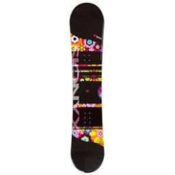 Sionyx Flower Girl Black Girls Snowboard, , 256