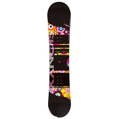 Sionyx Flower Girl Black Girls Snowboard, , viewer