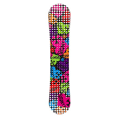 Sionyx Hearts Black S Girls Snowboard, , viewer