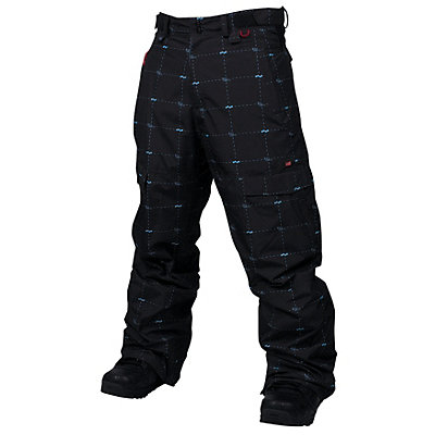Foursquare Zino Mens Snowboard Pants, , large