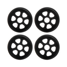 Rollerblade TRS Anti-Rocker Aggressive Skate Wheels - 4pack 2017, , 256
