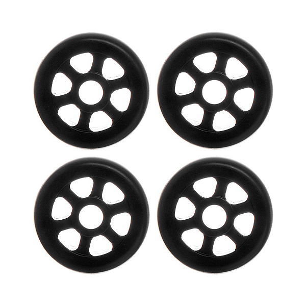 Rollerblade TRS Anti-Rocker Aggressive Skate Wheels - 4pack 2017, , 600