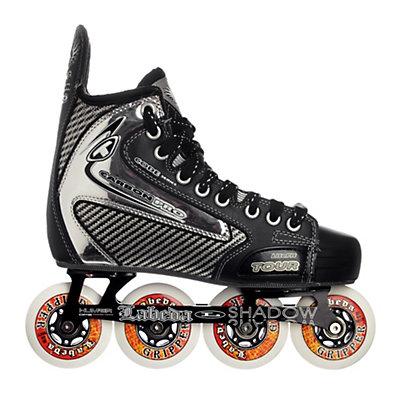 Tour Carbon Pro Inline Hockey Skates, , large