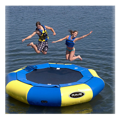 Rave Aqua Jump Eclipse 120 12 Foot Water Trampoline 2016, , large