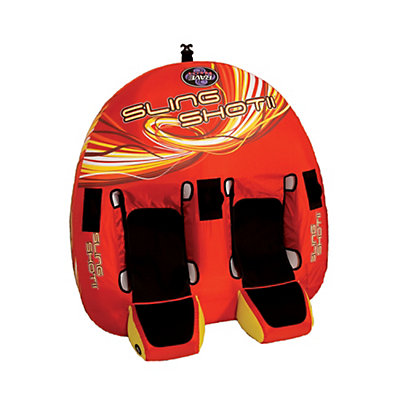 Rave Slingshot II 2 Person Towable Tube, , viewer