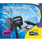 Rave 12V High Pressure Air Pump 2013, , medium