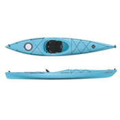 Perception Tribute 10.0 Recreational Kayak 2013, Light Blue, medium