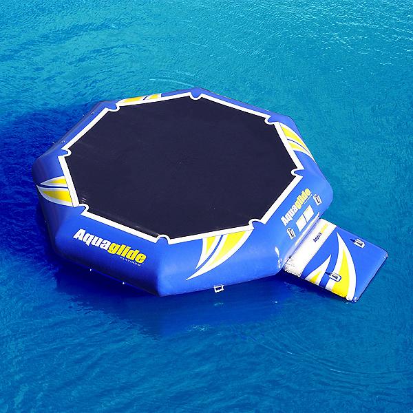 Aquaglide Platinum Rebound 16 Foot Bounce Platform, , 600