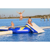 Aquaglide Platinum SuperTramp 14 Foot Water Trampoline 2015, , medium