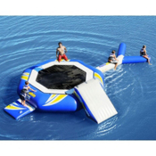 Aquaglide Platinum SuperTramp 17 Foot Water Trampoline 2015, , medium