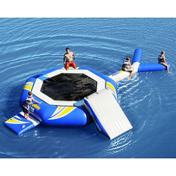 Aquaglide Platinum SuperTramp 17 Foot Water Trampoline, , 256
