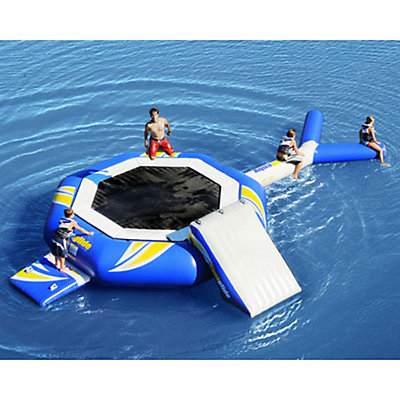Aquaglide Platinum SuperTramp 17 Foot Water Trampoline, , viewer