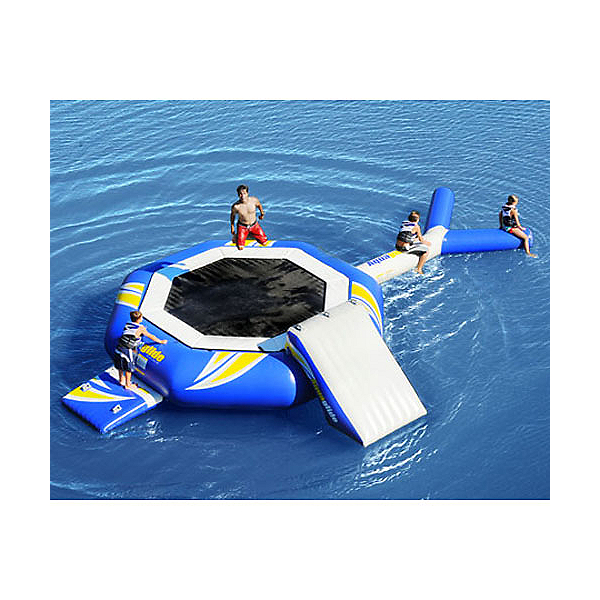 Aquaglide Platinum SuperTramp 17 Foot Water Trampoline, , 600