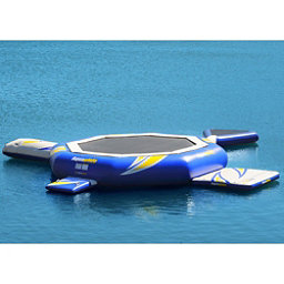 Aquaglide Platinum Supertramp 23 Foot Water Trampoline, , 256