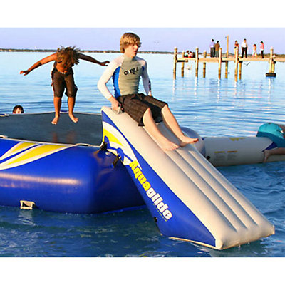 Aquaglide Platinum Rebound 12 Foot Bouncer Slide Water Trampoline Attachment, , viewer