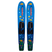 Hydroslide Wide Body Junior Combo Water Skis With Bindings, , medium
