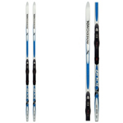 Rossignol X Tour Escape NIS CL Cross Country Skis with Bindings, , medium