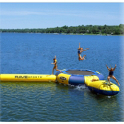 Rave Aqua Jump Eclipse 200 Trampoline and Waterpark 2014, , medium