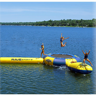 Rave Aqua Jump Eclipse 200 Trampoline and Waterpark, , viewer