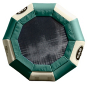 Rave Aqua Jump Eclipse 150 15 Foot Northwoods Edition Water Trampoline 2013, , medium