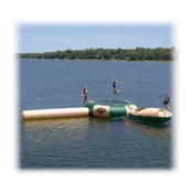 Rave Aqua Jump Eclipse 150 Northwoods Edition Water Park 2014, , medium