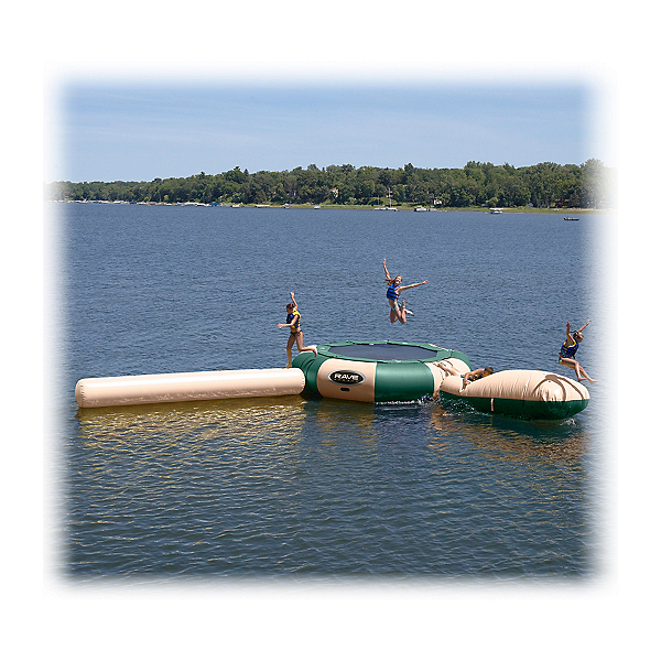 Rave Aqua Jump Eclipse 150 Northwoods Edition Water Park, , 600