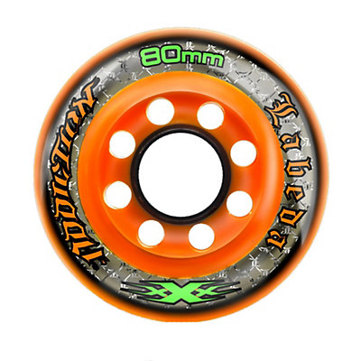 Labeda Addiction XXX 220 Inline Hockey Skate Wheels - 4 Pack, , large