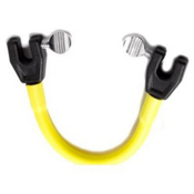 Lucky Bums Easy Wedge Ski Tip Connector 2013, Yellow, medium