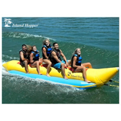 Island Hopper Recreational Banana Boat 5 Passenger Towable Tube, , medium