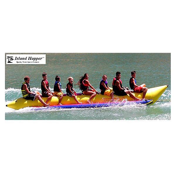 Island Hopper Commercial Banana Boat 8 Passenger Towable Tube 2017, , 600