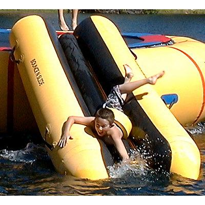 Island Hopper Bounce N Slide Water Slide Water Trampoline Attachment, , viewer