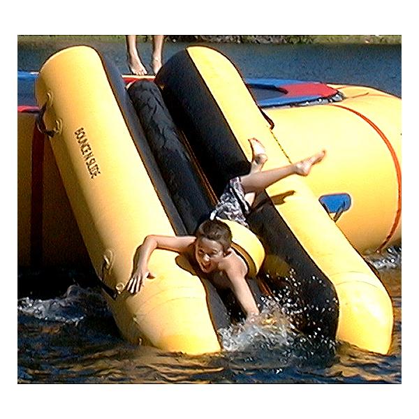Island Hopper Bounce N Slide Water Slide Water Trampoline Attachment 2017, , 600