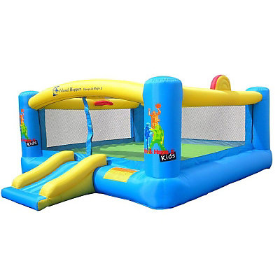 Island Hopper Hoops-N-Hops 5 Bounce House, , viewer
